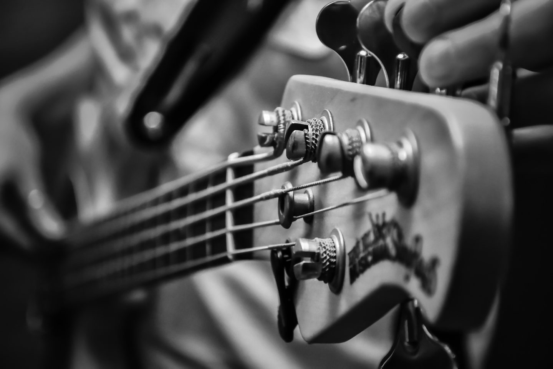 Afinación guitarra