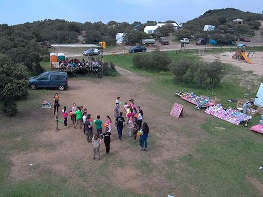 Juegos populares en Castellar de Santiago